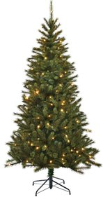 Black Box Kingston kunstkerstboom  170 LED-lichten 185cm