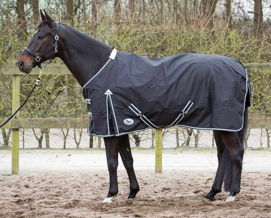 Harry's Horse Thor Fleece Lining regendeken 0 gram