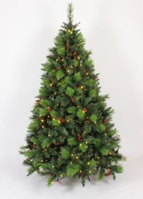 Royal Christmas Phoenix kunstkerstboom 250 LED-lichten 180cm