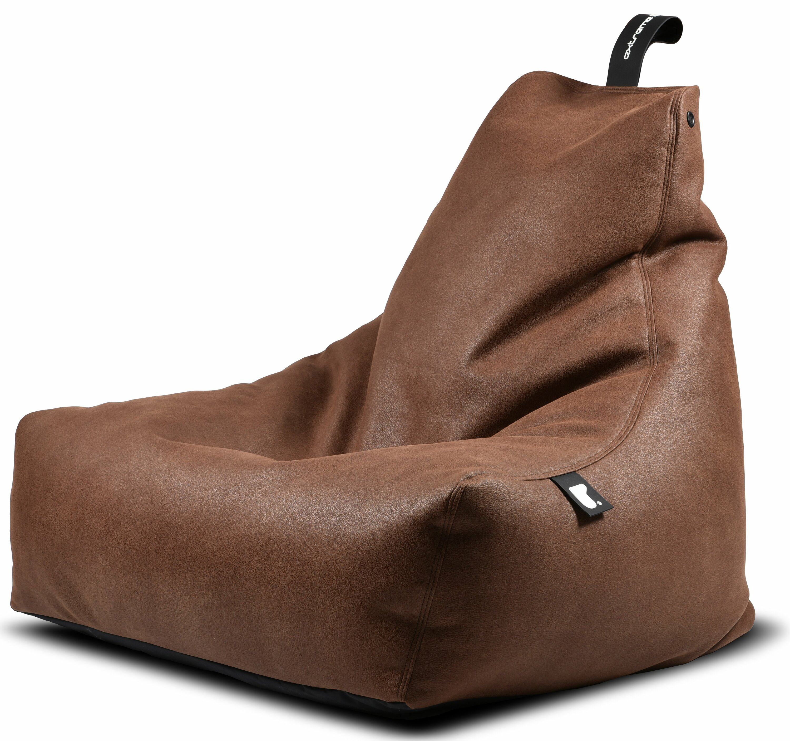 Extreme Lounging B-bag Mighty-b Indoor (Kleur: donkerbruin)