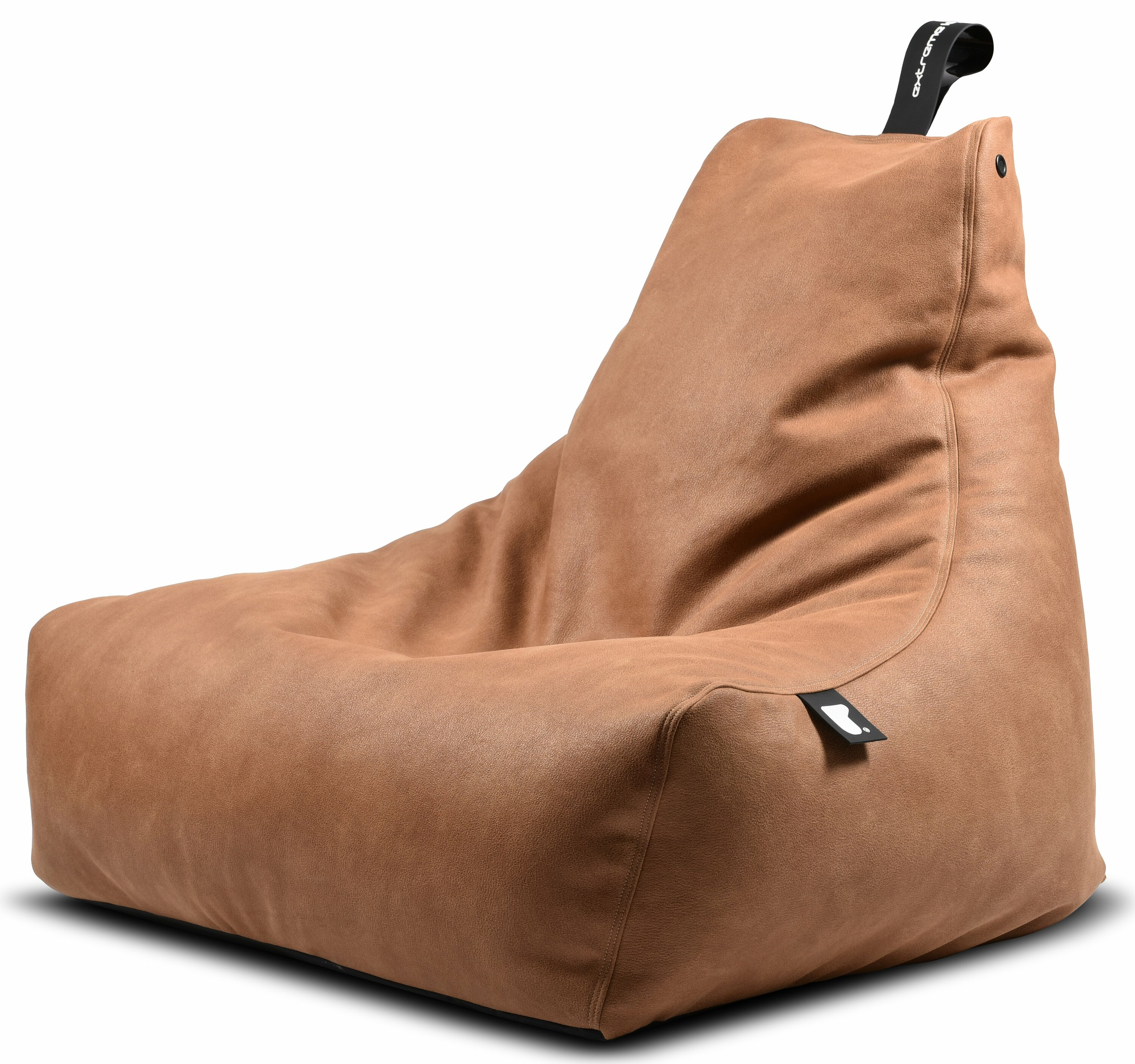 Extreme Lounging B-bag Mighty-b Indoor (Kleur: lichtbruin)