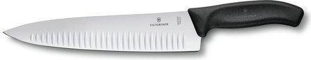 Victorinox Swiss Classic chef's knife with dimples
