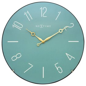 NeXtime Trendy Dome wall clock