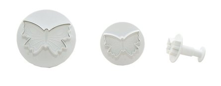Mason Cash protrusion butterfly
