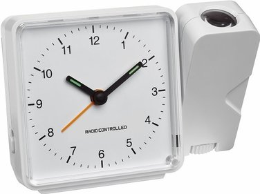 TFA projection alarm clock