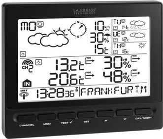 La Crosse WM-5300 Wetterstation
