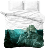 Scent of Nature Whispering River Valley duvet cover