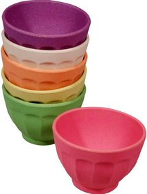 Zuperzozial Sweet Fortune dish M - 6 pieces