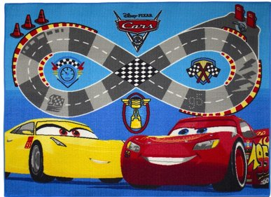 Cars 3 Speed speelkleed