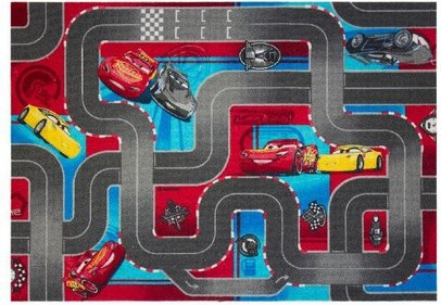 Cars 3 Race speelkleed