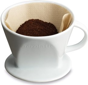 Aerolatte coffee filter holder