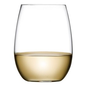Nude Glass Pure white wine glass - set of 4