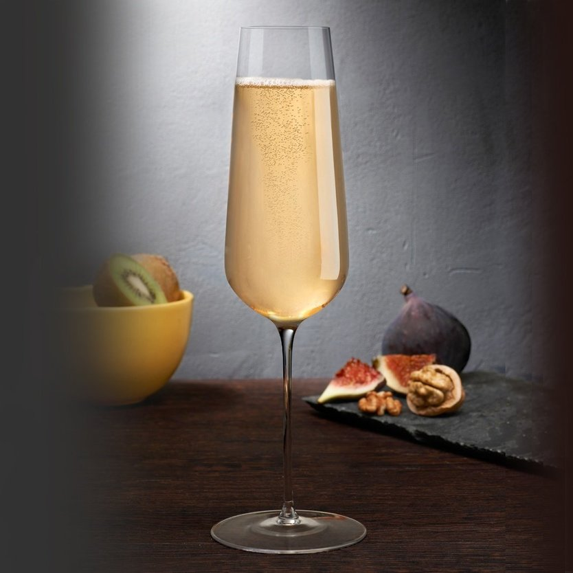 Nude Glass Vote Zero champagne glass 300ml