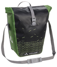 Vaude Aqua Back Print Single single bicycle bag black
