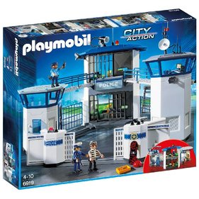Playmobil Police Station with prison (6919)
