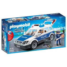 Playmobil Police Patrol With Light And Sound 6920