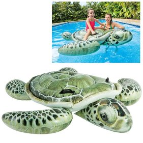 Tortue gonflable