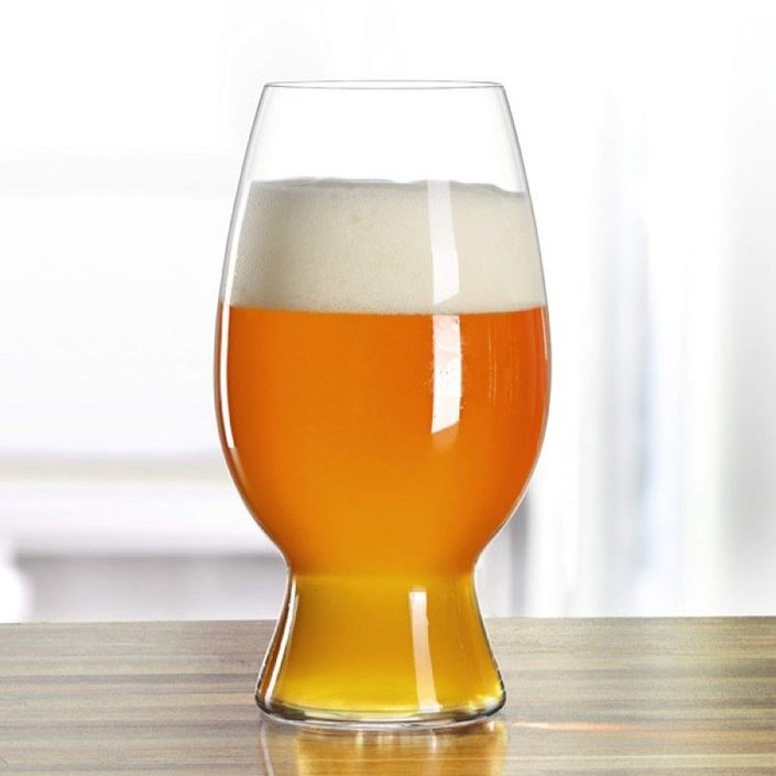 Spiegelau Craft Beer witbier bierglas - set van 2
