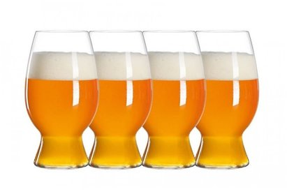 Spiegelau Craft Beer witbier bierglas - set van 4