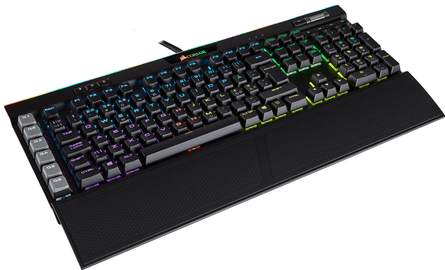 Corsair K95 RGB Platinum Kirsche MX Brown Gaming Keyboard