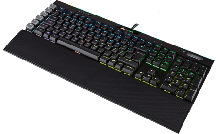 Corsair K95 RGB Platinum Kirsche MX Speed ​​Gaming Keyboard