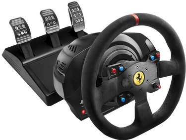 Thrustmaster T300 Integral Racing Wheel Alcantara Racestuur