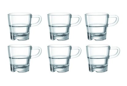 Leonardo Senso espresso glass - set of 6