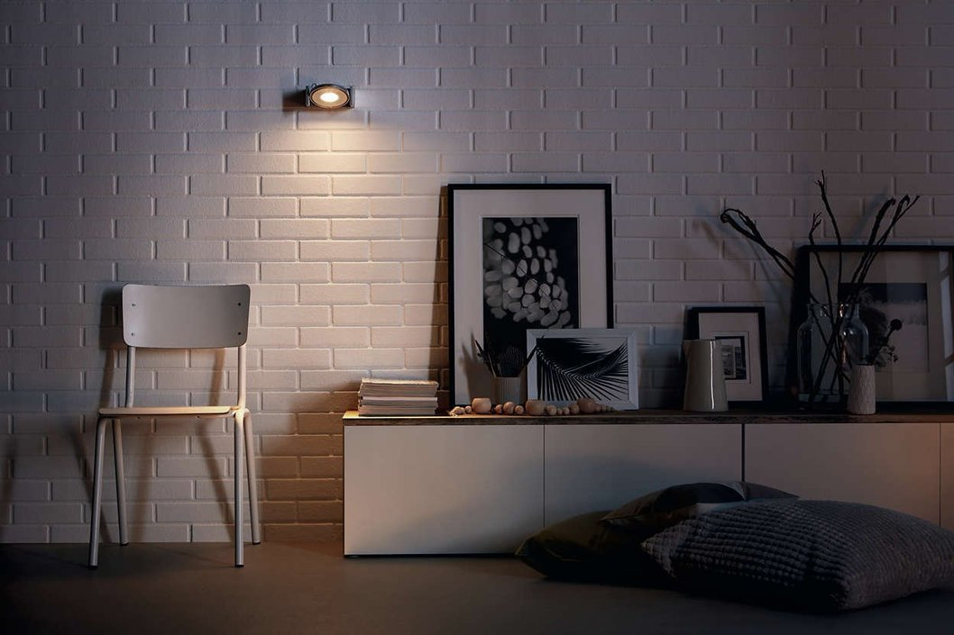 Philips myLiving Particon 1 spotlamp