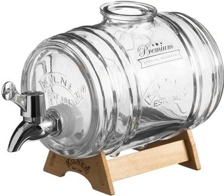 Kilner Barrel drankdispenser 1L