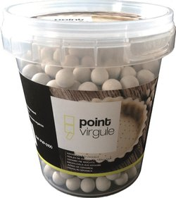 Point-Virgule baking pearls 600gram