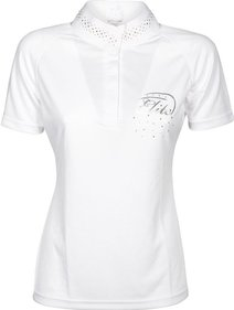 Harry's Horse Elite Crystal showshirt