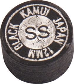 Pomerans Kamui Black 12.0mm Super Soft (1st.)