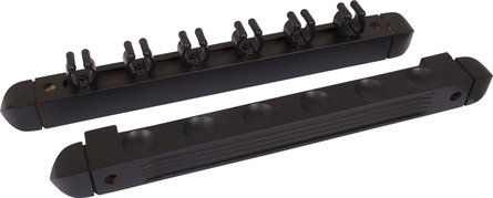 Buffalo cue rack for 6 cues black