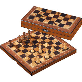 Philos Chess casette birdseye 26mm field