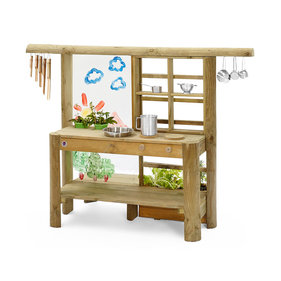 Plum Discovery Mud Pie Kitchen outdoor kinderkeuken hout