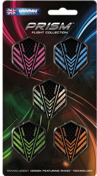Winmau Prism flight collectie 8117