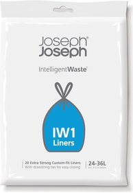 Joseph Joseph Intelligent Waste IW1 24-36 liter waste bag - 20 pieces