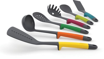 Joseph Joseph Elevate kitchen utensils - set of 6