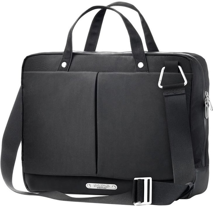Brooks New Street Briefcase