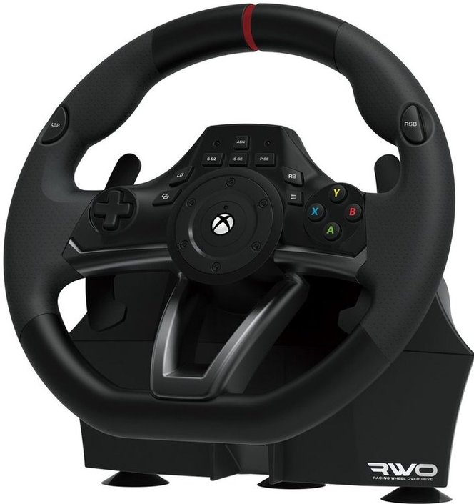 Hori Overdrive Racing Wheel Racestuur
