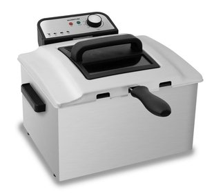 Inventum GF750S fryer with cold zone