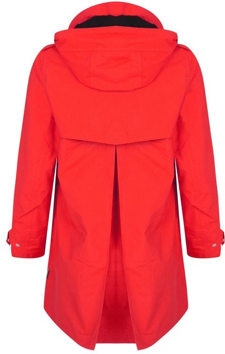 Happy Rainy Days Rosa Short A-line Coat regenjas dames