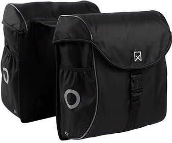 Willex Luggage bag 300 double bicycle bag