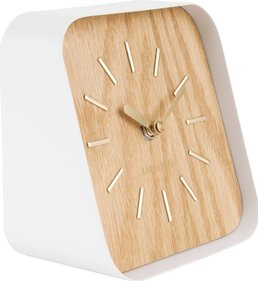 Karlsson Squared table clock