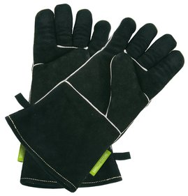 OutdoorChef barbecue gloves leather