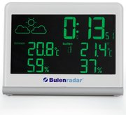Radio-controlled weather stations