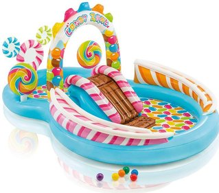 Intex Candy Zone playcentre opblaaszwembad