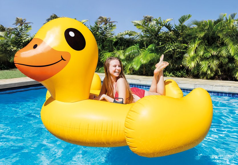 Intex Mega inflatable duck