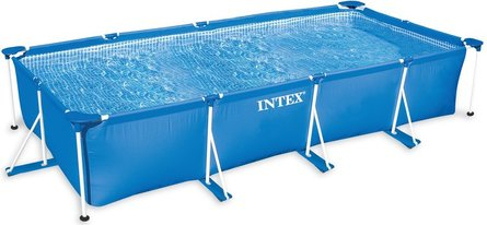 Intex Family Frame Pool 220 x 150 Aufstellpool