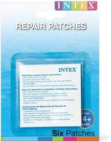 Intex Reparationsmaterialpool